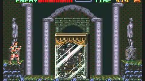 SNES Longplay - Super Castlevania 4-0
