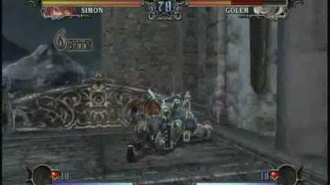 Castlevania Judgment (Simon Belmont Story Pt