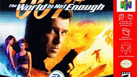 Full Game The World is not Enough N64