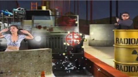 Target Terror (Wii) Playthrough - NintendoComplete