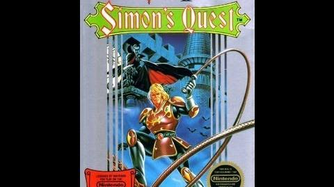 Castlevania II Simon's Quest Video Walkthrough
