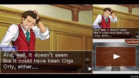 Apollo Justice Ace Attorney 01 - Turnabout Trump ~ Trial Former