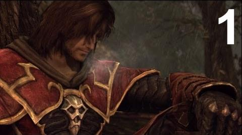 Castlevania Lords of Shadow - Walkthrough Part 1 No Commentary