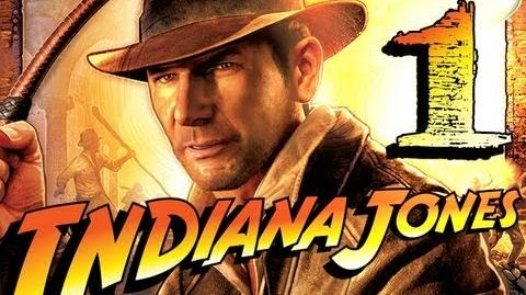 Indiana Jones and the Staff of Kings (Wii, PS2) Walkthrough Part 1