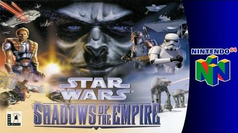 Nintendo 64 Longplay Star Wars Shadows of the Empire