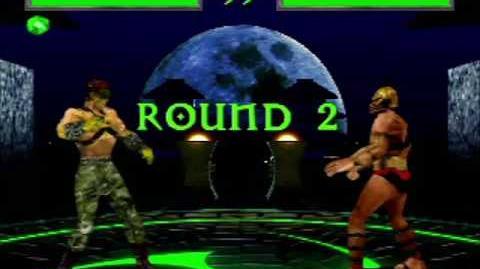 War Gods (Nintendo 64) Arcade as Warhead