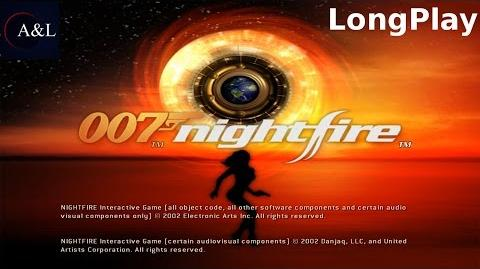 James Bond 007 Nightfire - PC Longpay 4K 50FPS