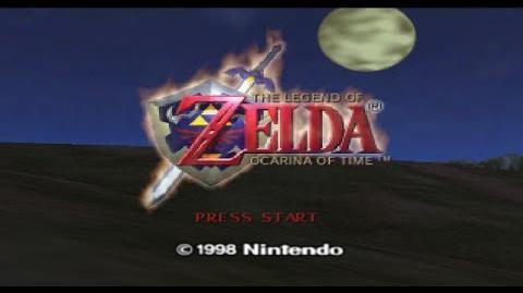 (001) Zelda Ocarina of Time 100% Walkthrough - Link's Awakening?