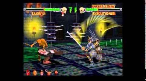 Mace the Dark Age - Takeshi gameplay