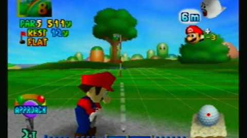 Mario Golf - 1998 - Tournament Toad Highlands