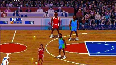 NBA Jam-(Genesis)- Bulls vs