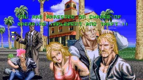 Super Chase - Criminal Termination (Chase HQ 3) - Arcade playthrough MAME - digituba