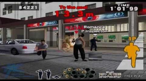 Lethal Enforcers 3 - Cops in the City Gameplay