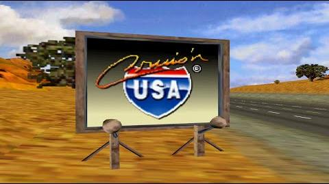 Nintendo 64 Longplay 051 Cruis'n USA