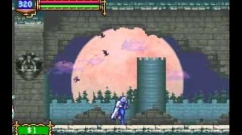 Castlevania - Aria of Sorrow Walkthrough - Part 1