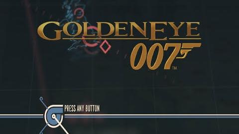 Wii Longplay 033 Goldeneye 007