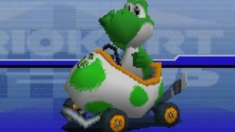 Mario Kart DS (Wii U VC) 150cc Mushroom Cup - 3 Star Ranking