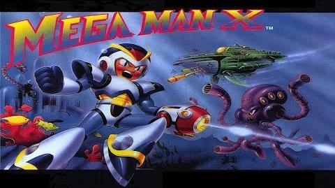 Mega Man X Walkthrough Longplay 100% HD