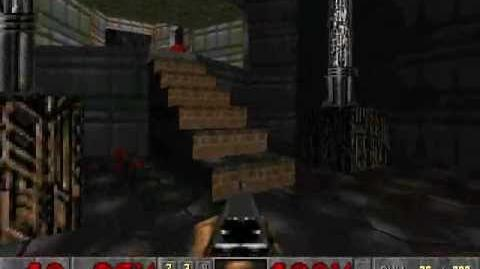 Ultimate Doom Playthrough - E1M1 - Hangar