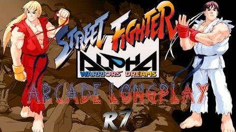 Street Fighter Alpha Warriors' Dreams Arcade Longplay HD 60FPS