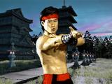 The Story of~Liu Kang (Part 1 Origins and Mortal Kombat)