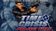 PSX Longplay 217 Time Crisis Project Titan