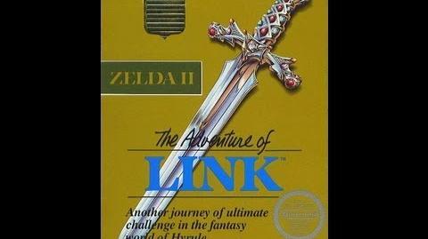 Zelda II The Adventure of Link Video Walkthrough