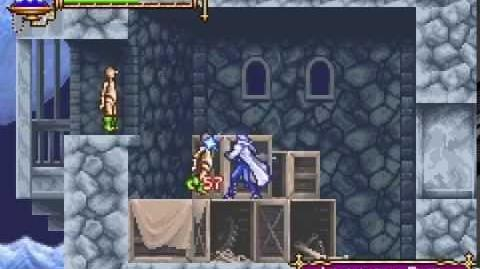 Castlevania Aria of Sorrow (GBA) Longplay 100% souls, 100% map