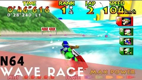 N64 Longplay Wave Race 64
