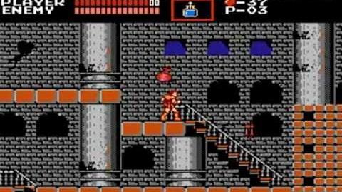 Longplay Castlevania (NES) - All Secrets, No Deaths