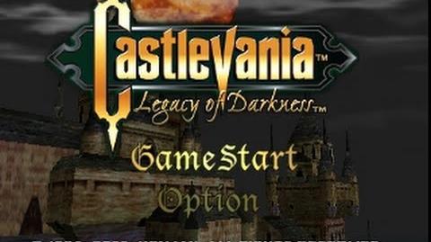 Castlevania Legacy Of Darkness (Cornell)