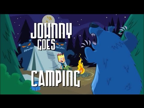 Johnny Goes Camping