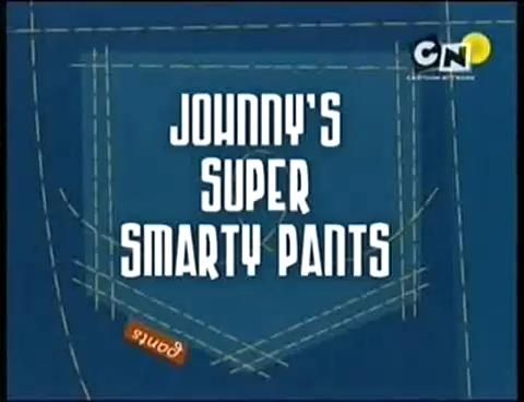 Johnny's Super Smarty Pants