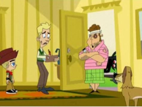 """The """"Unlucky Neighbor"""""""