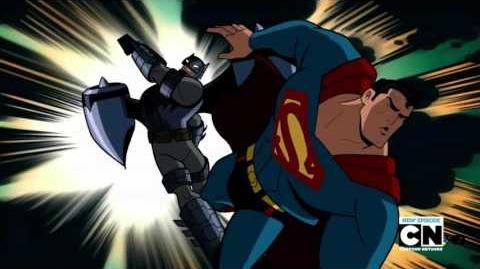 Superman Vs Batman & Krypto