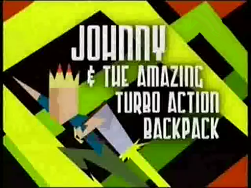 Johnny & the Amazing Turbo Action Backpack