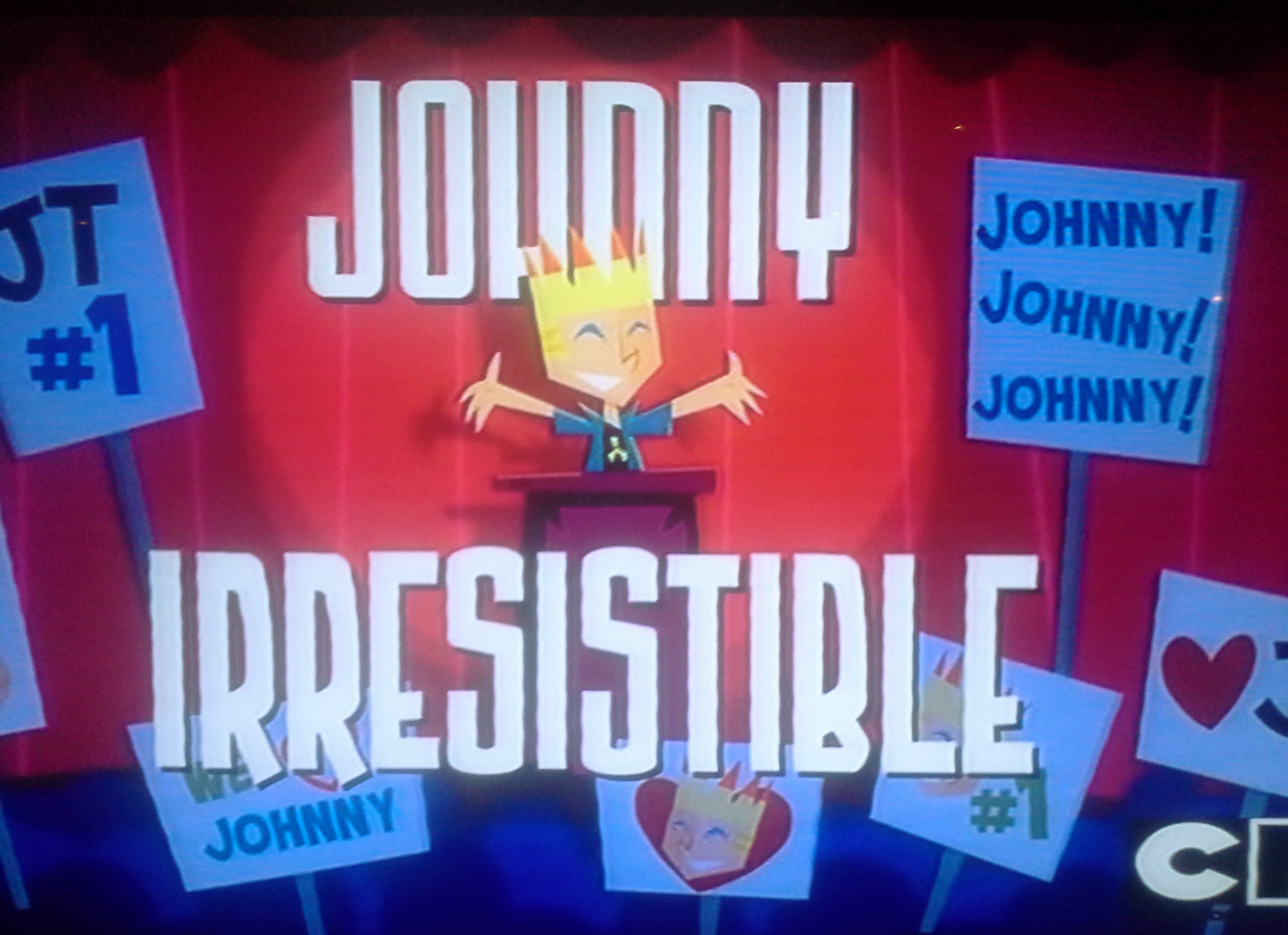 Johnny Irresistible