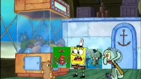 YouTube Poop Squidward Keeps Getting RickRoll'd