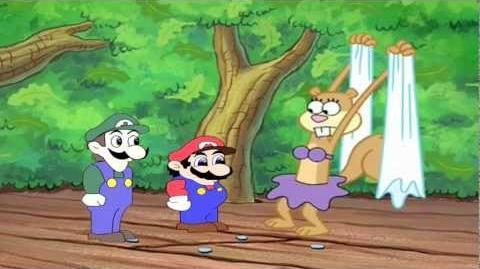 Youtube Poop - Spongebob & Patrick's Day Off (HD)