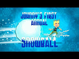 Johnny's First Annual Snowball