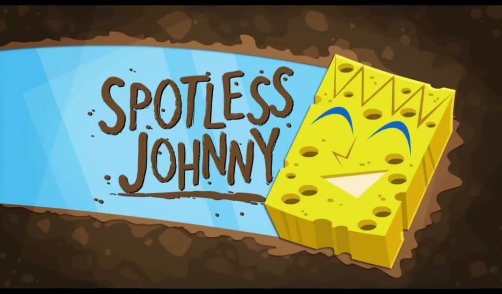 Spotless Johnny