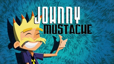 Johnny Mustache