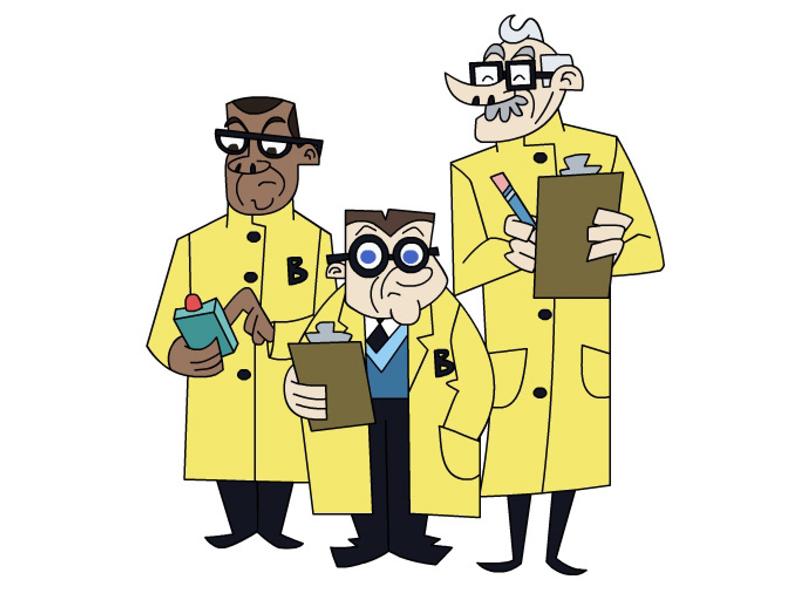 Bling-Bling Boy's Technicians