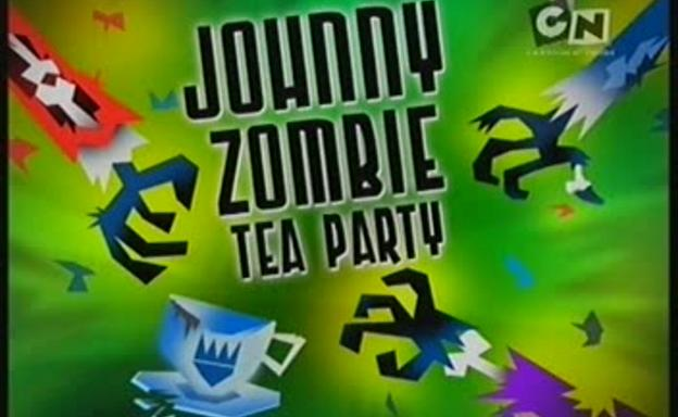 Johnny Zombie Tea Party