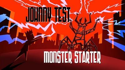 Johnny Test: Monster Starter
