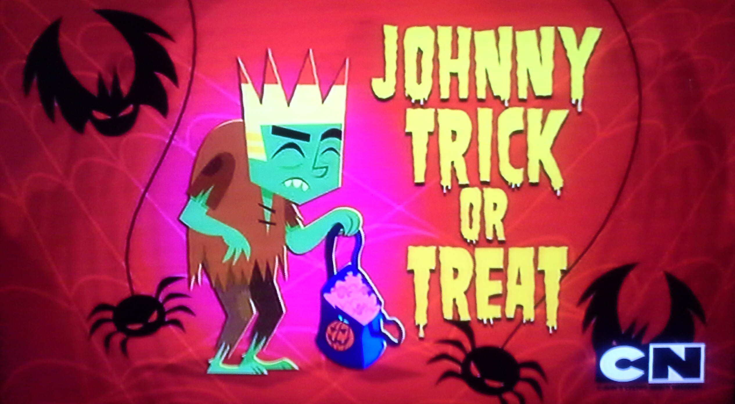 Johnny Trick or Treat