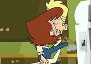 Yuck! I'm with Johnny Test