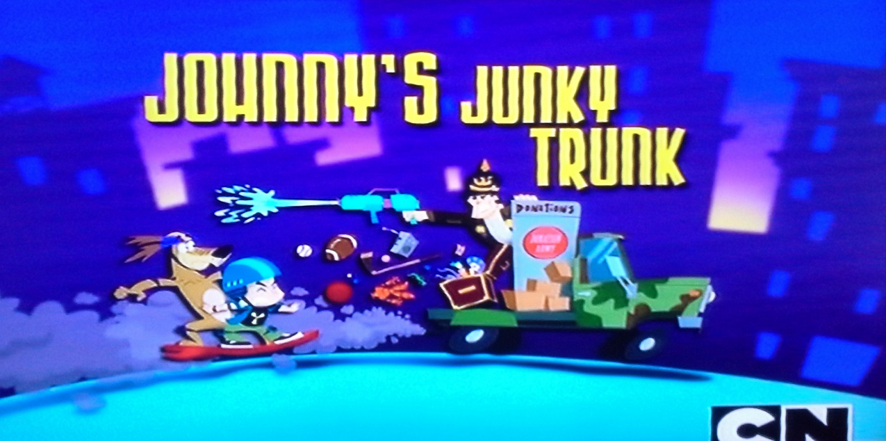 Johnny's Junky Trunk