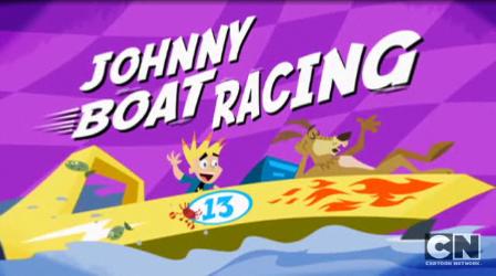 Johnny Boat Racing