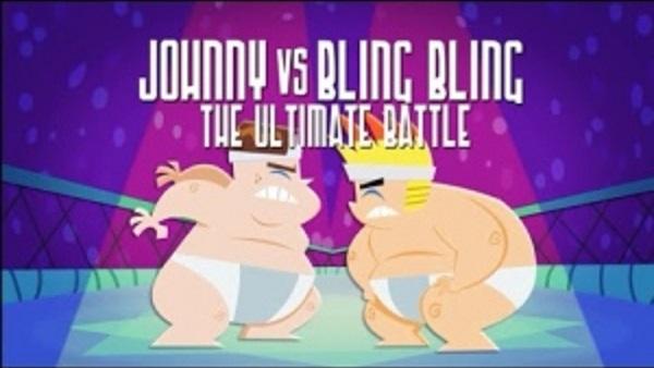Johnny vs. Bling-Bling: The Ultimate Battle